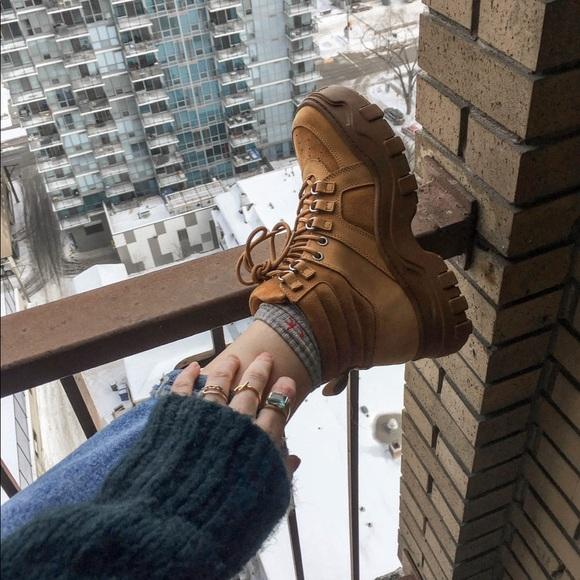 Zara Industrial Boots